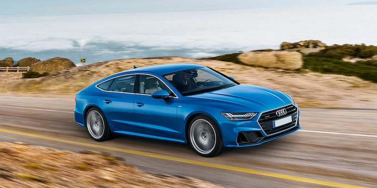 2018 Audi A7 S7 And Rs7 Price Specs Release Date
