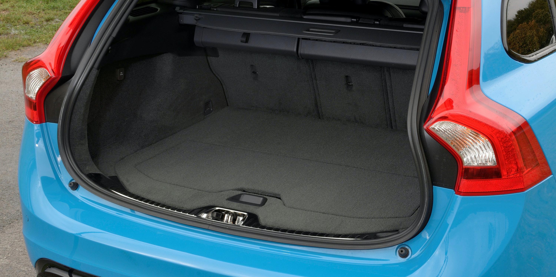 Volvo V60 Luggage Capacity - Car Reviews 2018