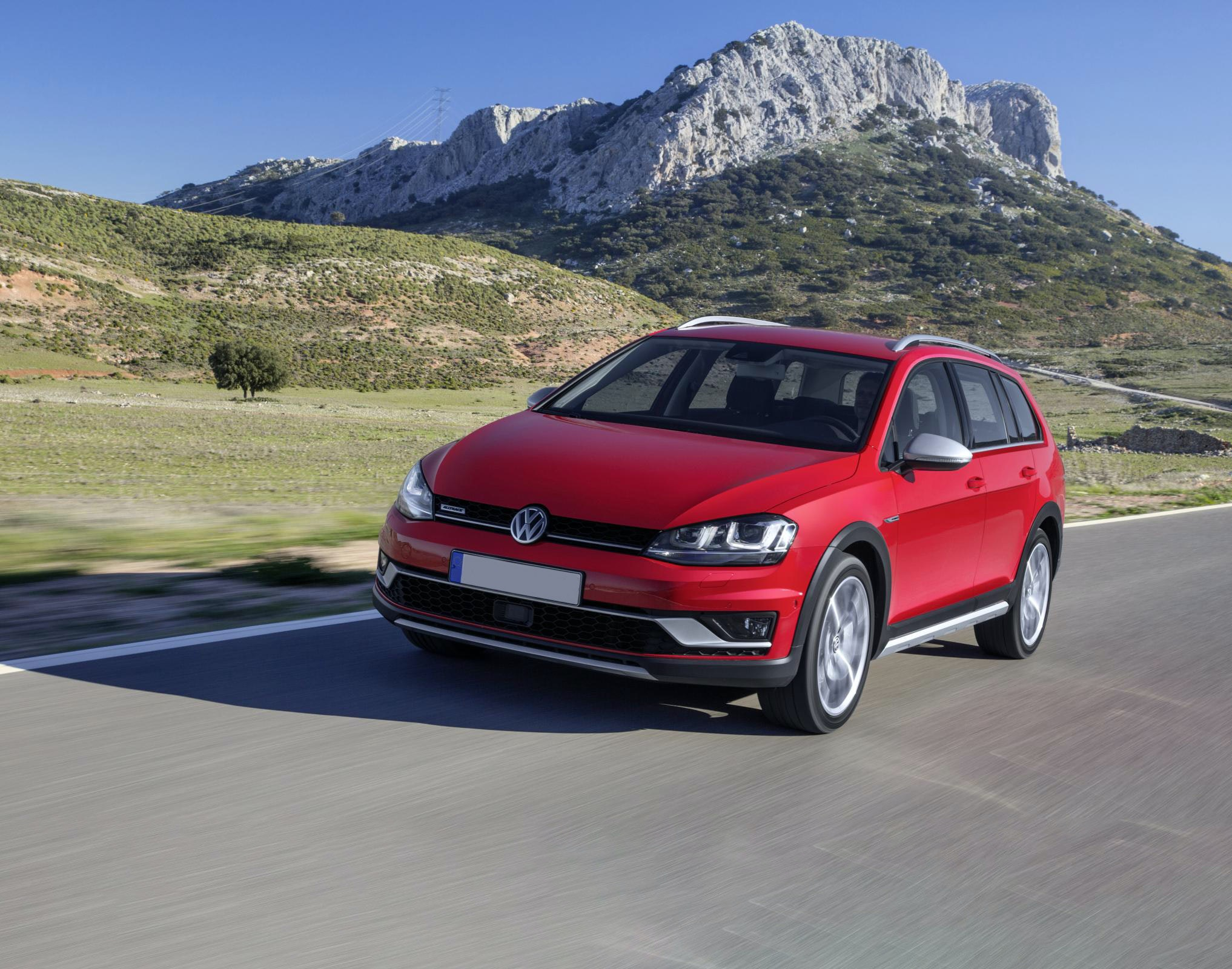 2017 Volkswagen Golf Alltrack Configurations Motavera Com