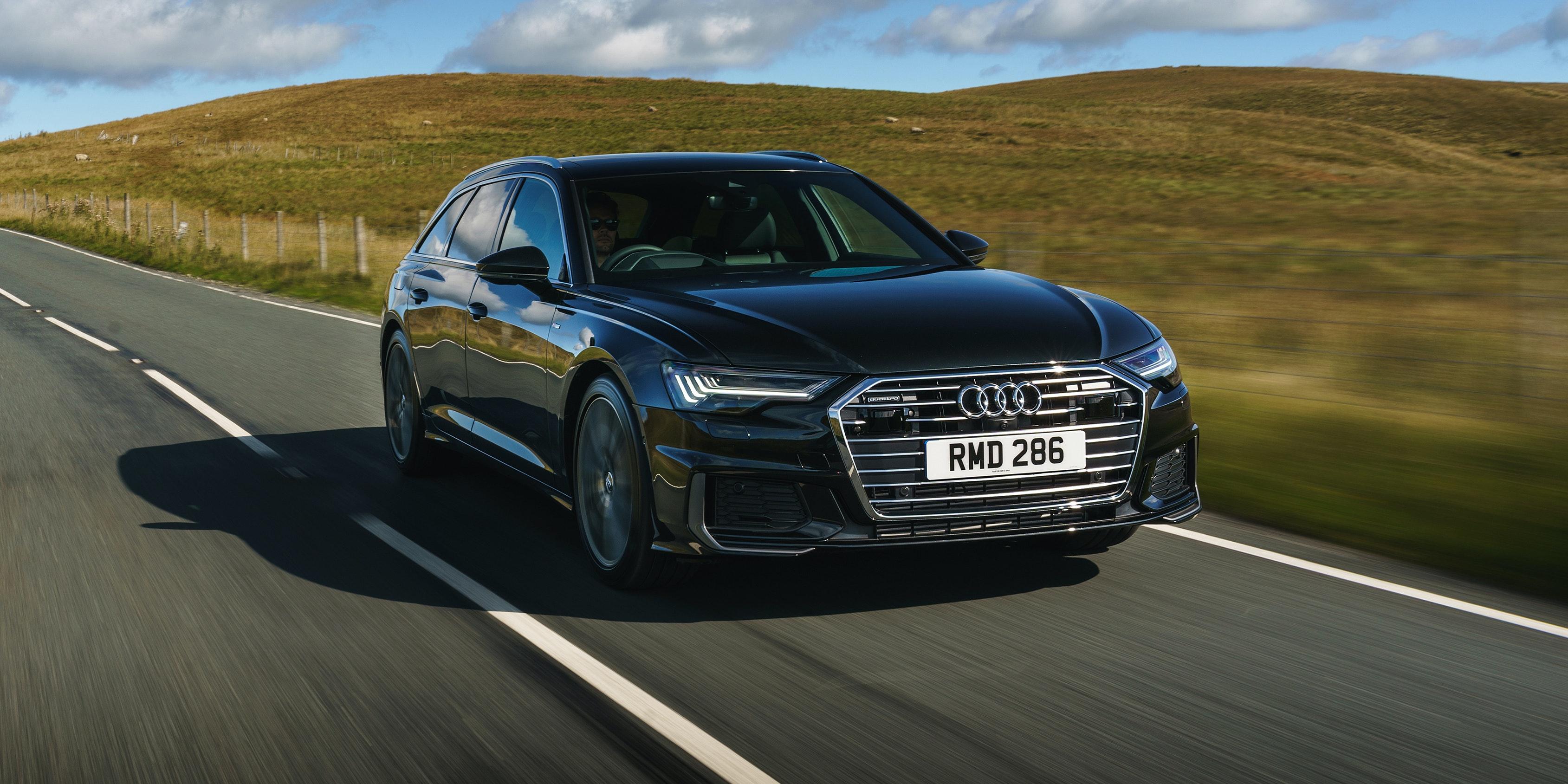 New Audi A6 Avant Review | carwow