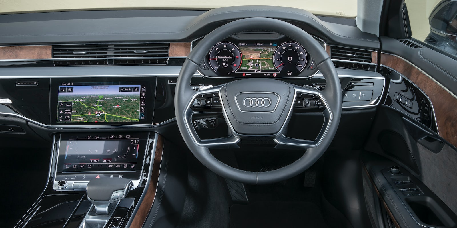 Audi A8 Review Carwow