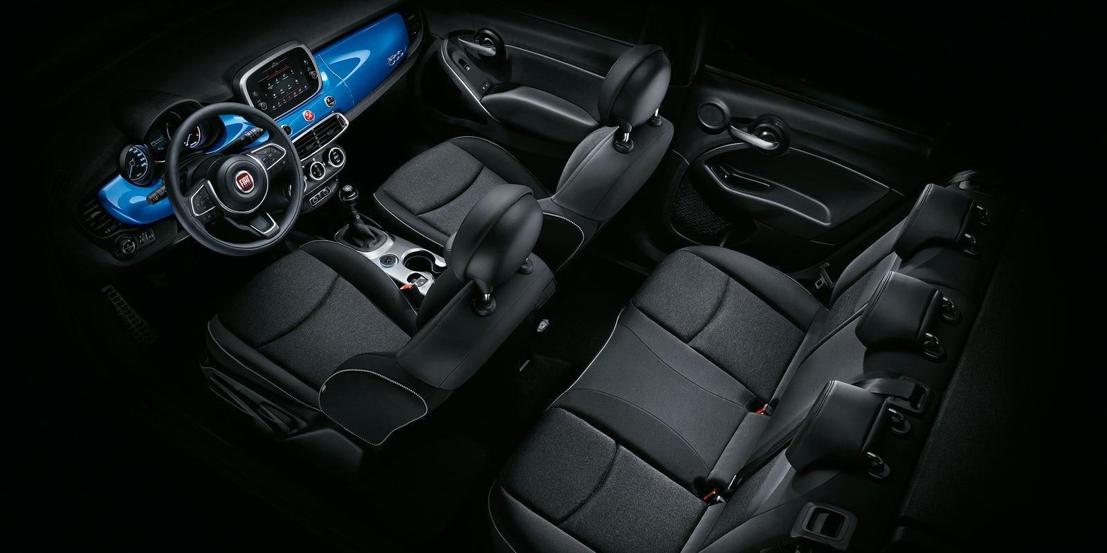New Volvo Xc90 >> Fiat 500X Boot Space & Dimensions | carwow