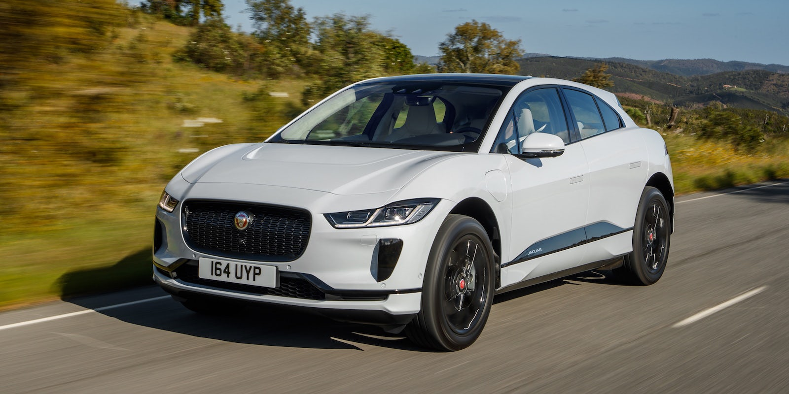 New Jaguar I Pace Review Carwow