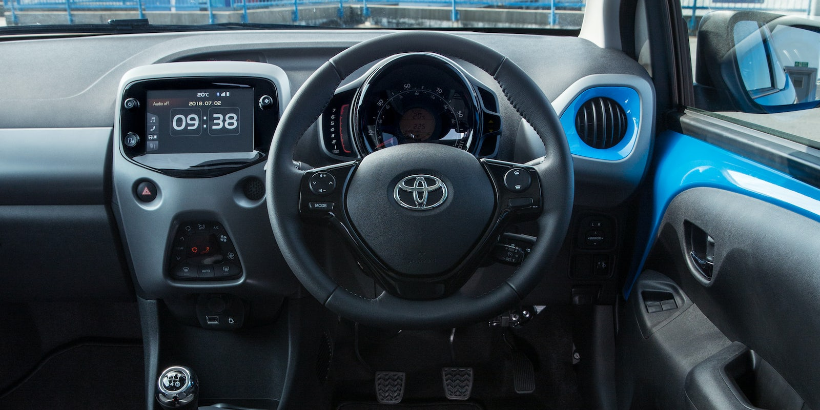 Toyota Aygo Interior Amp Infotainment Carwow
