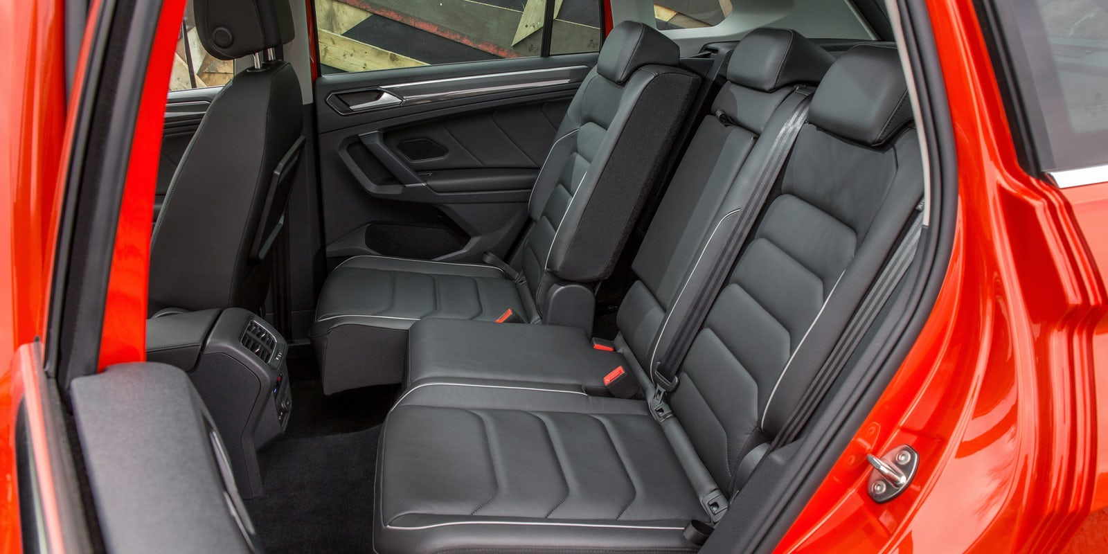 Volkswagen Tiguan Boot Space Amp Dimensions Carwow