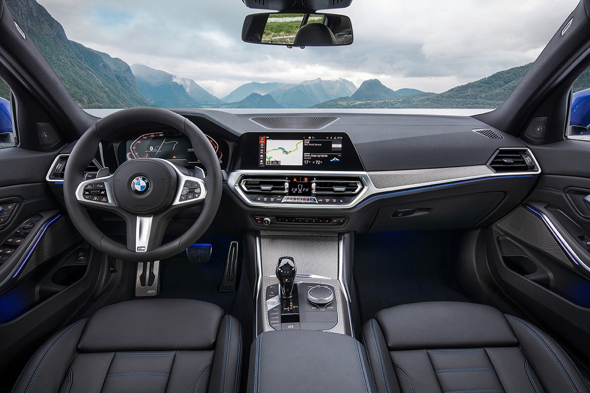 2018 Bmw 3 Series G20 Price Specs Amp Release Date Carwow