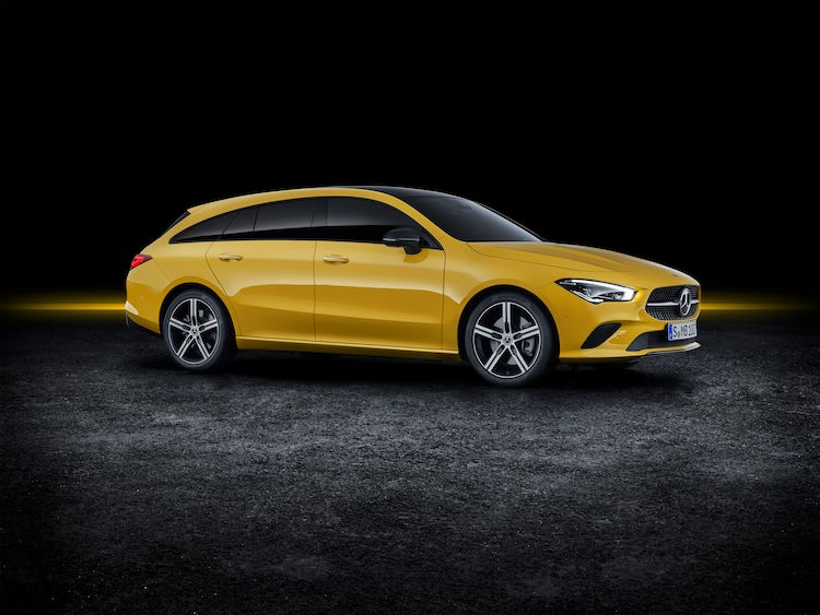 2019 Mercedes CLA Shooting Brake price, specs and release