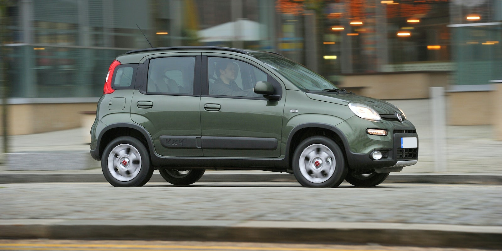 Fiesta St 0 60 >> New Fiat Panda 4x4 Review | carwow