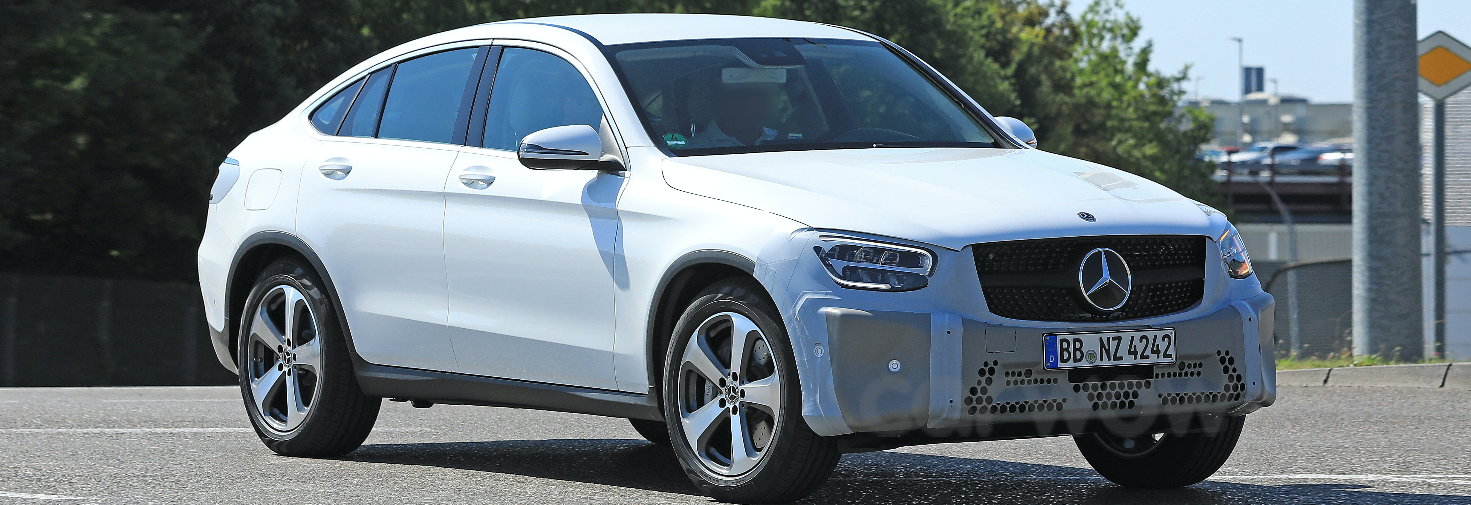 2019 Mercedes Glc Coupe Suv Price Specs And Release Date Carwow