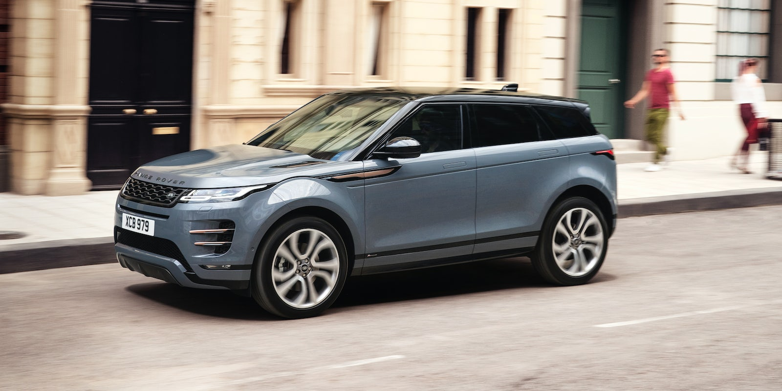 New Range Rover Evoque Review | carwow