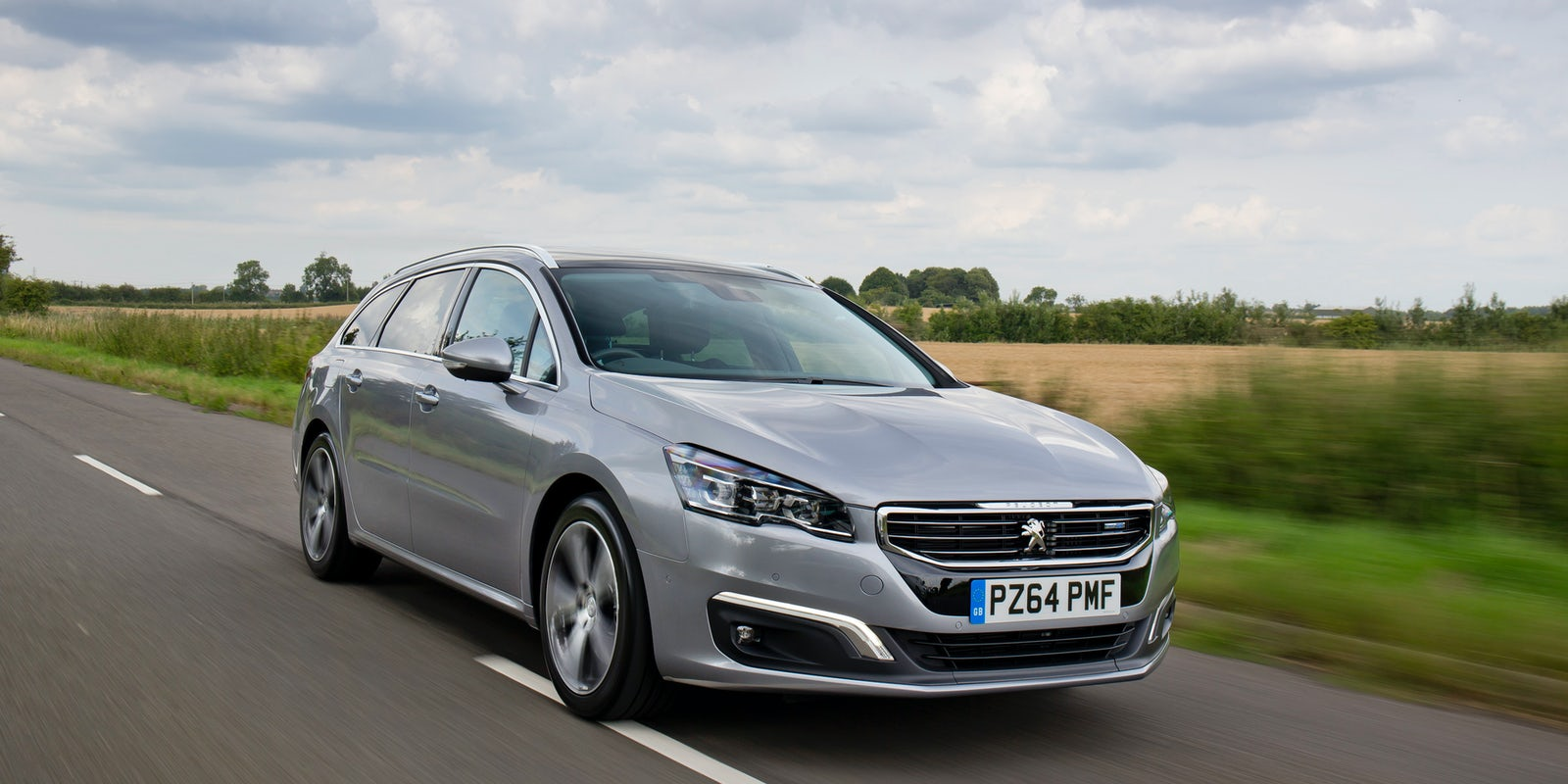 Peugeot 508 Sw Review Carwow