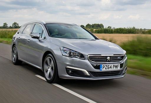 Peugeot Estate cars – reviews | carwow
