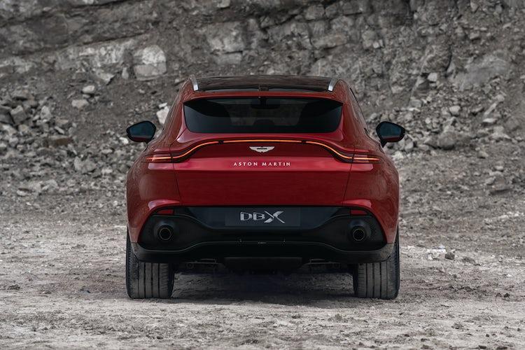 New Aston Martin Dbx Price Specs Release Date Carwow