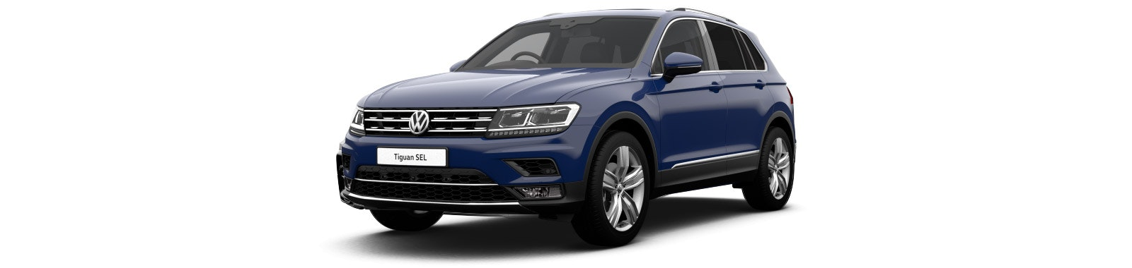 Atlantis Blue VW Tiguan