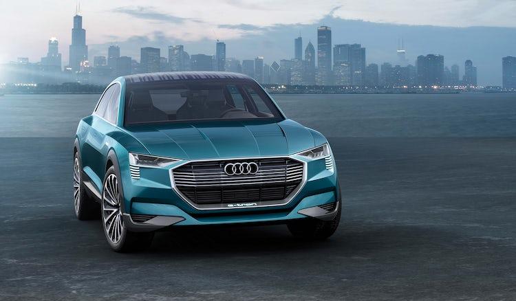 Audi Q6 E Tron Suv Price Specs And Release Date
