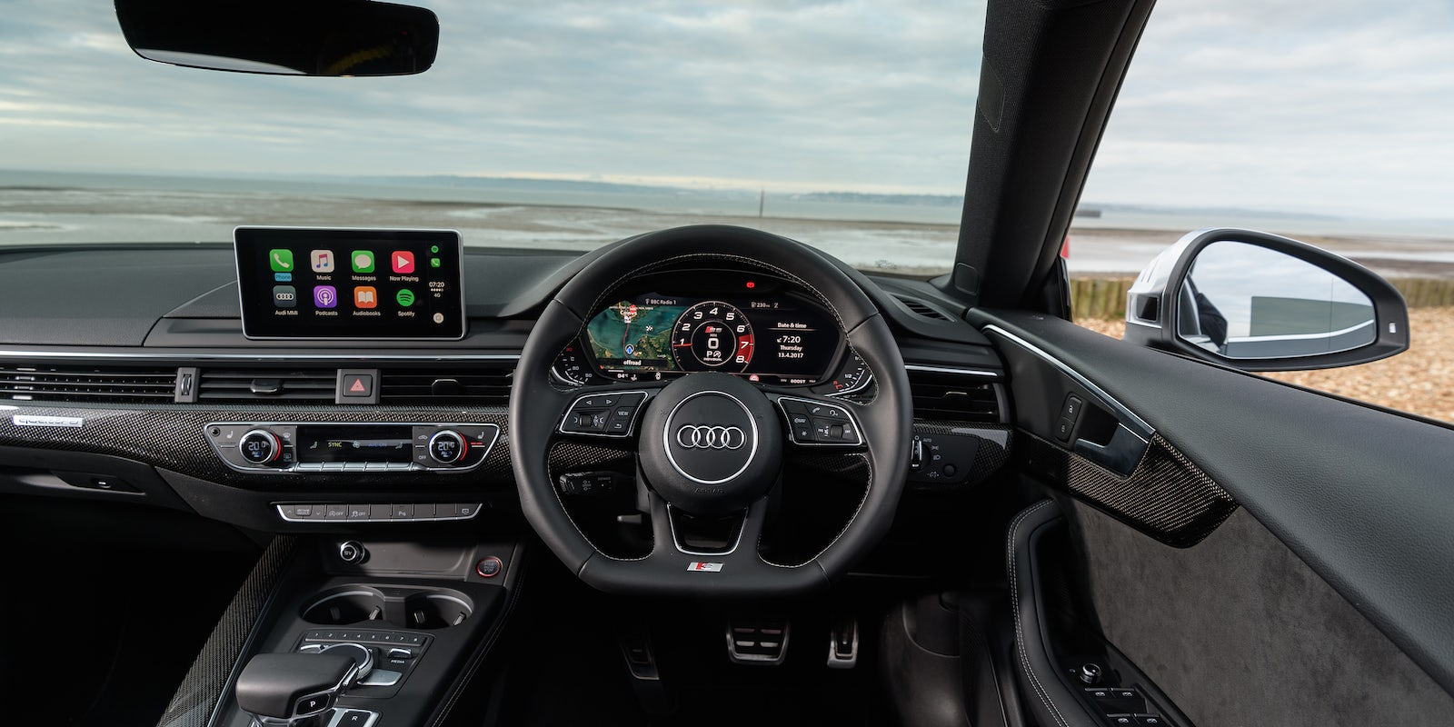 audi s5 review carwow. Black Bedroom Furniture Sets. Home Design Ideas