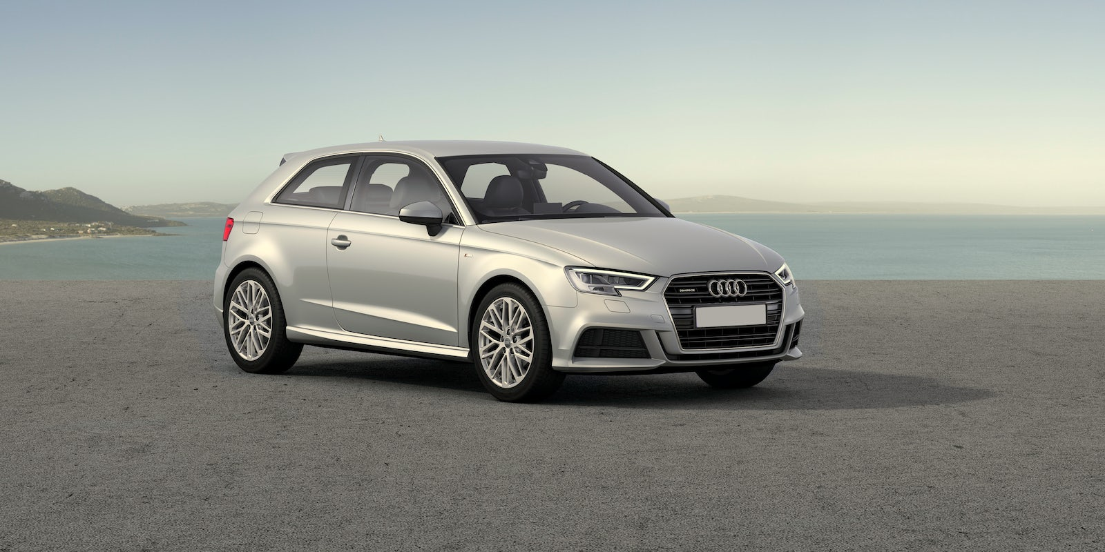 Audi A3 3-door Review
