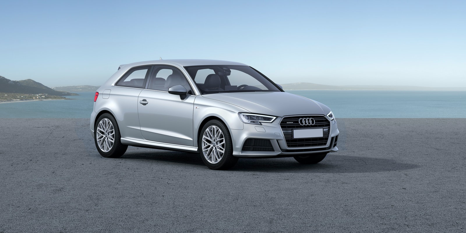 Audi a3 3 door review carwow for Audi a3 3 puertas