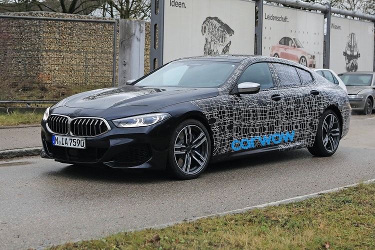 2019 Bmw 8 Series Gran Coupe Price Specs And Release Date