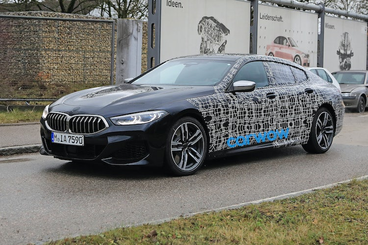 2019 BMW X8 And X8 M Price, Specs And Release Date >> 2019 Bmw 8 Series Gran Coupe Price Specs And Release Date Carwow