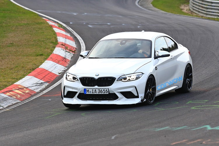 BMW M2 Release Date >> Bmw M2 Cs Price Specs And Release Date Carwow