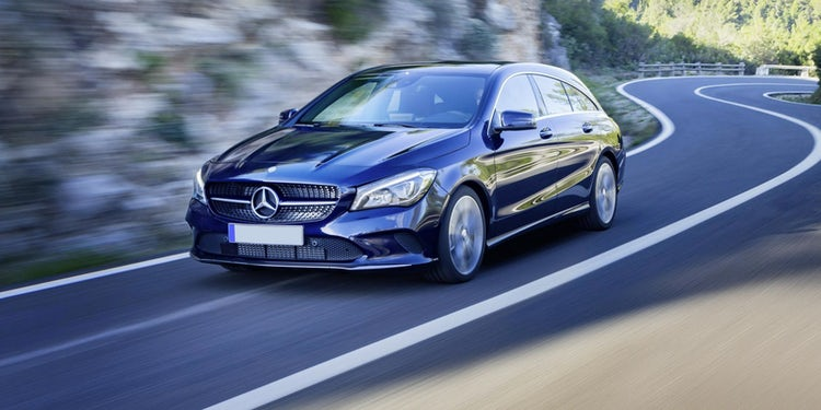 The Facelifted Mercedes Cla And Shooting Brake Will Be Heading To 2016 New York Motor Show Here S What We Know So Far