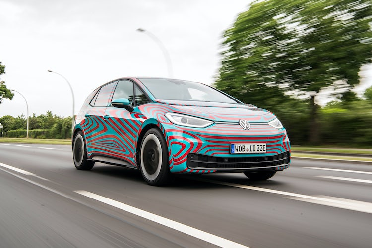 2020 Volkswagen ID 3 electric car: Price, specs and release