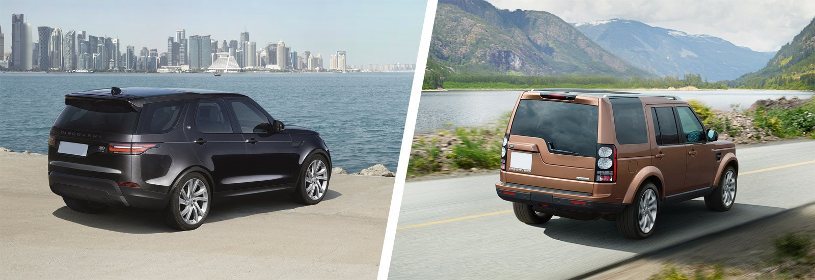 Land Rover Discovery 5 Vs Discovery 4 Old Vs New Carwow