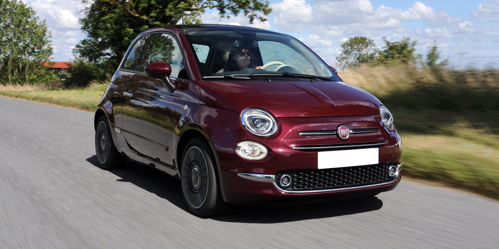 fiat 500 review carwow. Black Bedroom Furniture Sets. Home Design Ideas