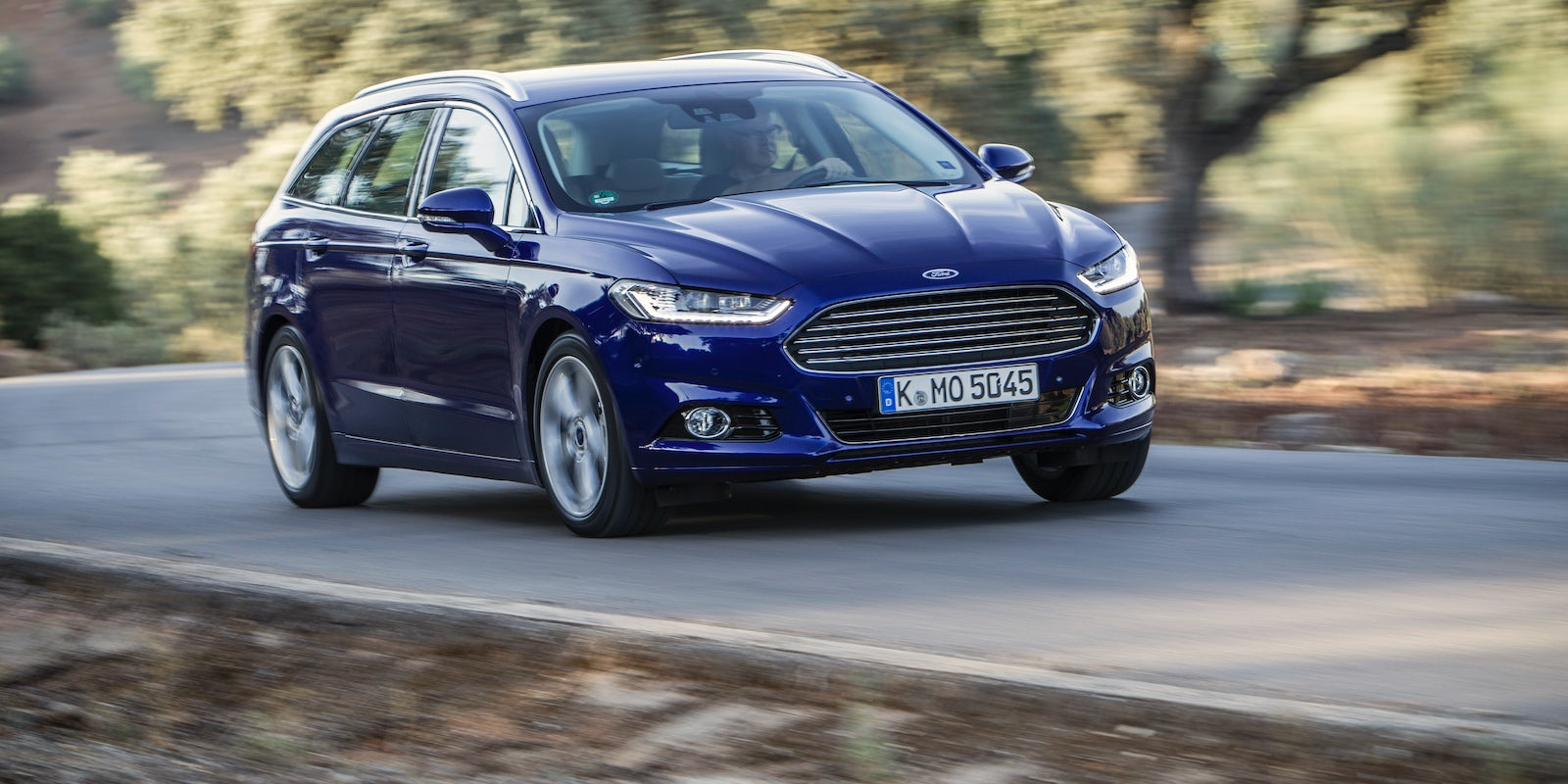 Ford Mondeo Estate Review Carwow