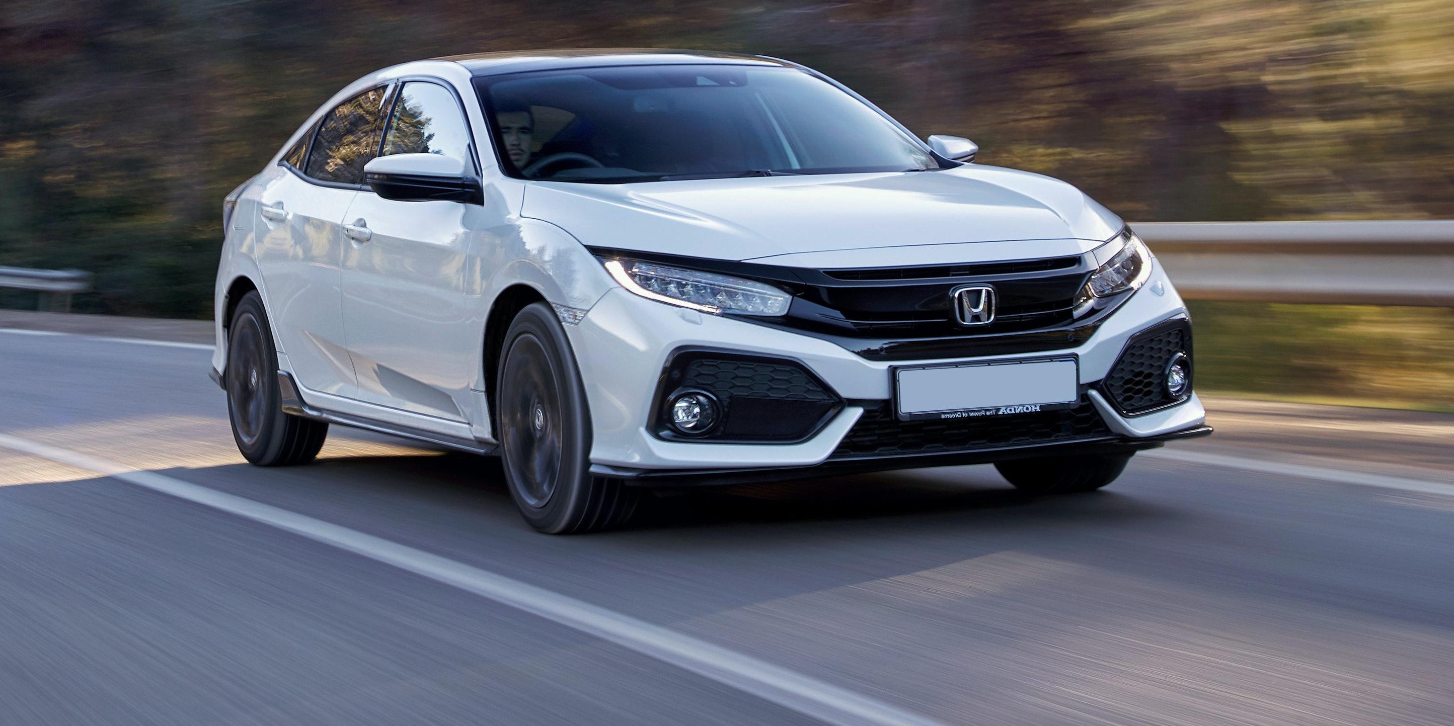 Good 5 Honda Models