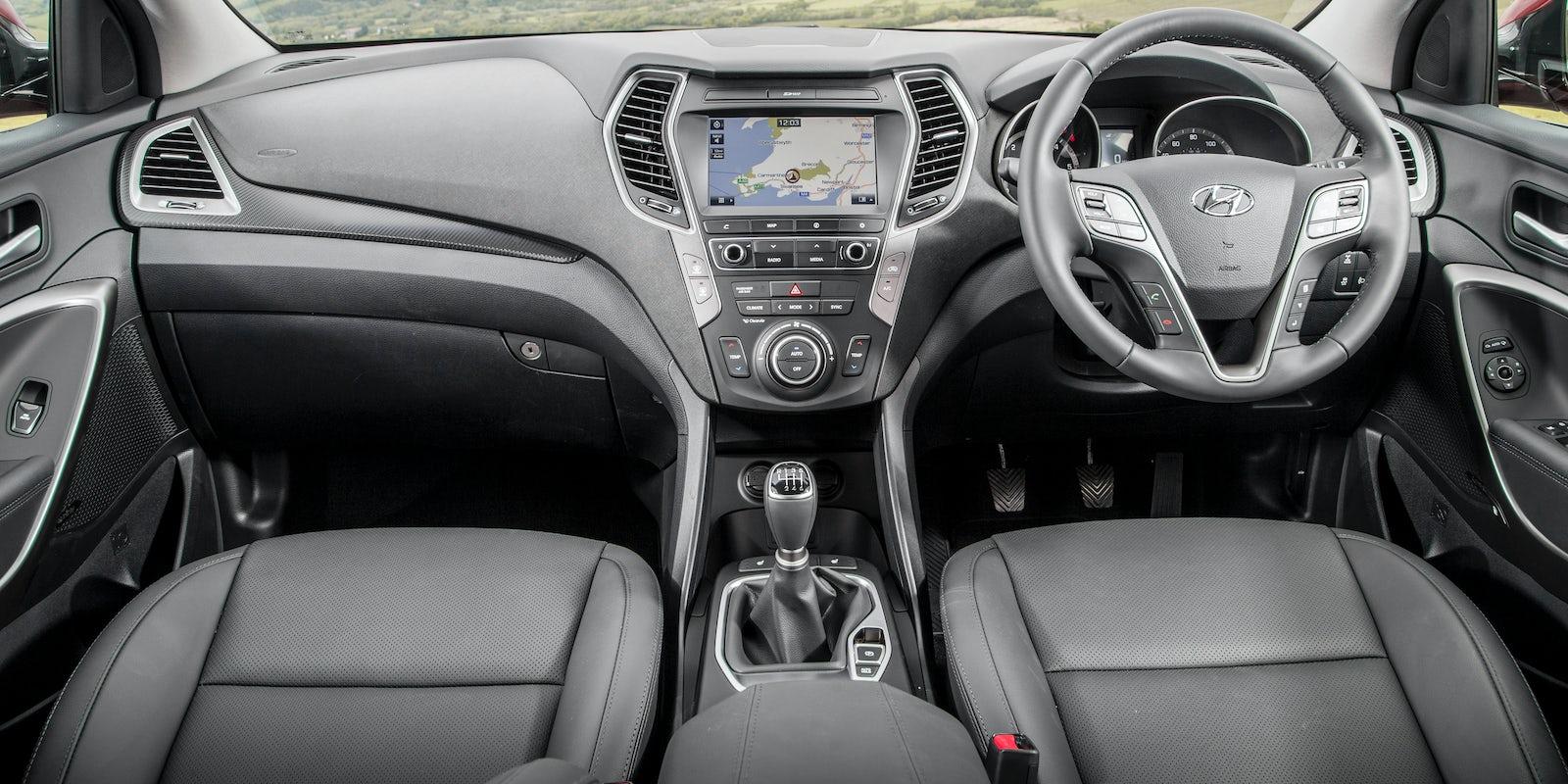 Hyundai Santa Fe Review Carwow