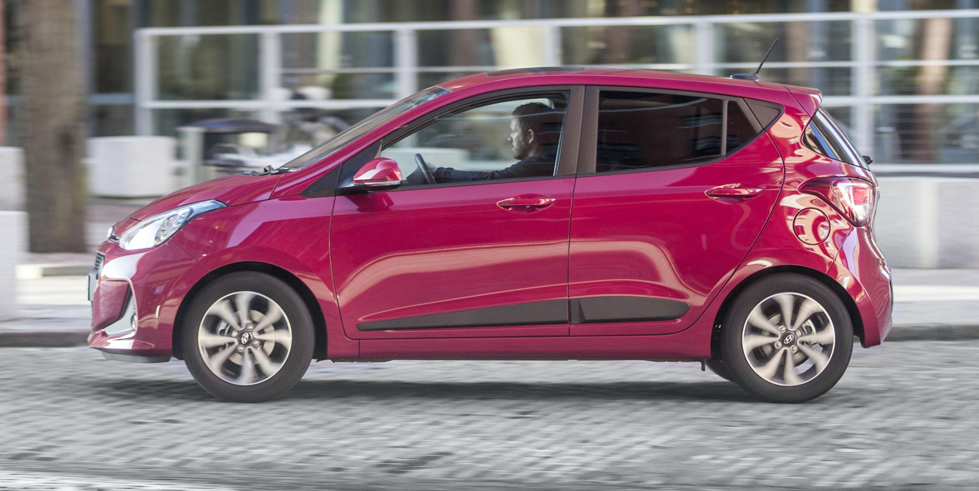 Hyundai I10 Review Carwow