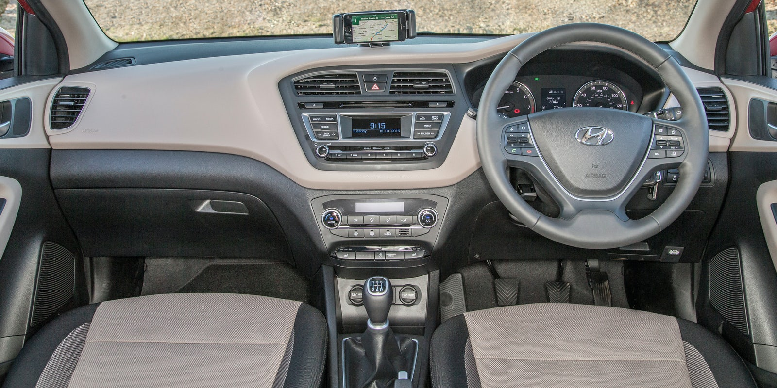 I20 for Hyundai i20 2015 interior