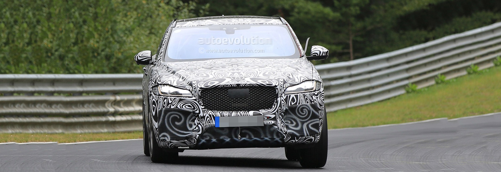 2018 jaguar f pace svr. perfect pace sport svr to the brandu0027s ranks with more high performance models  expected in future spy shots courtesy of autoevolution give us our best idea throughout 2018 jaguar f pace svr