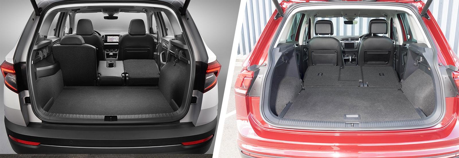 Skoda Karoq vs VW Tiguan – which is best? | carwow