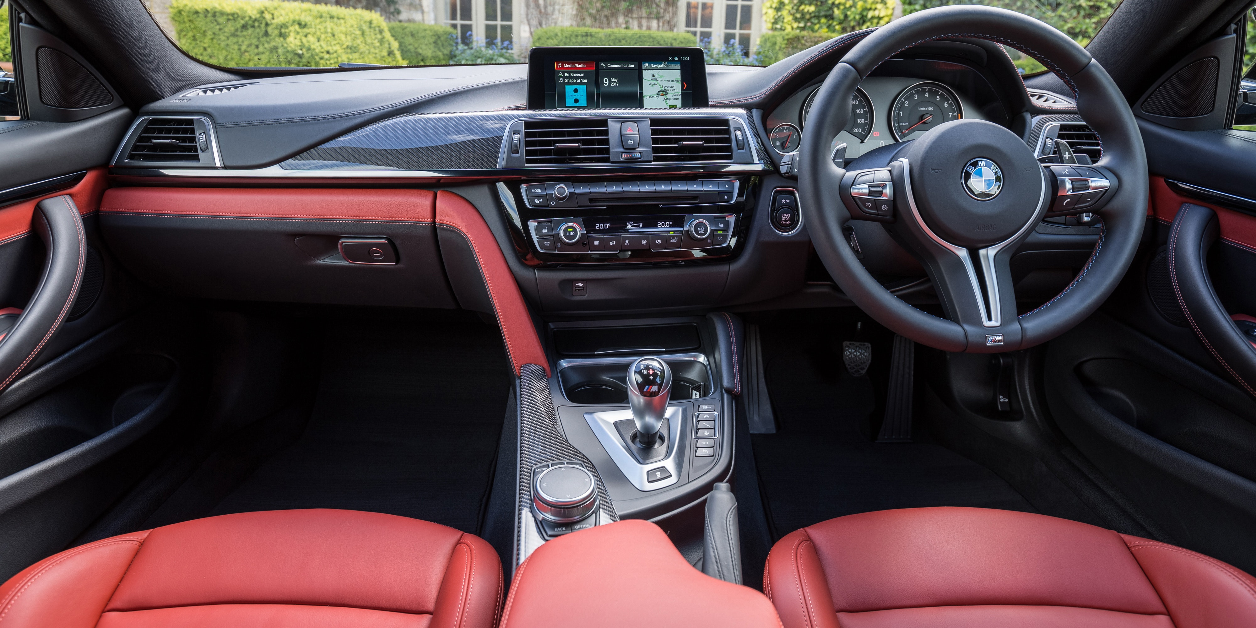 BMW M4 Interior And Infotainment | Carwow