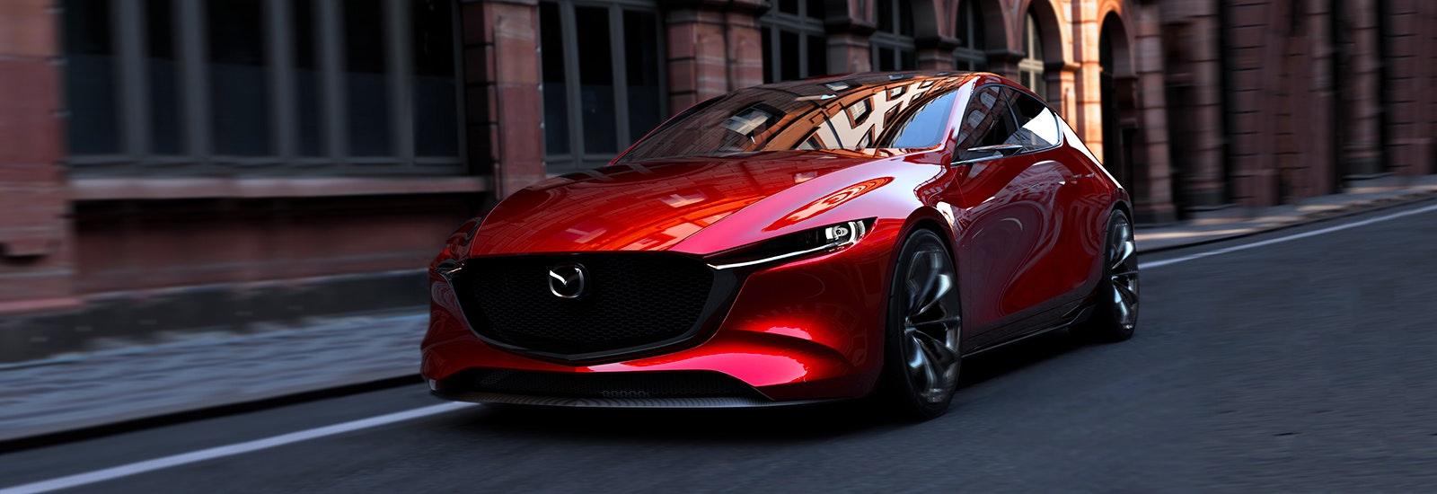 2017 Mazda Kai Concept