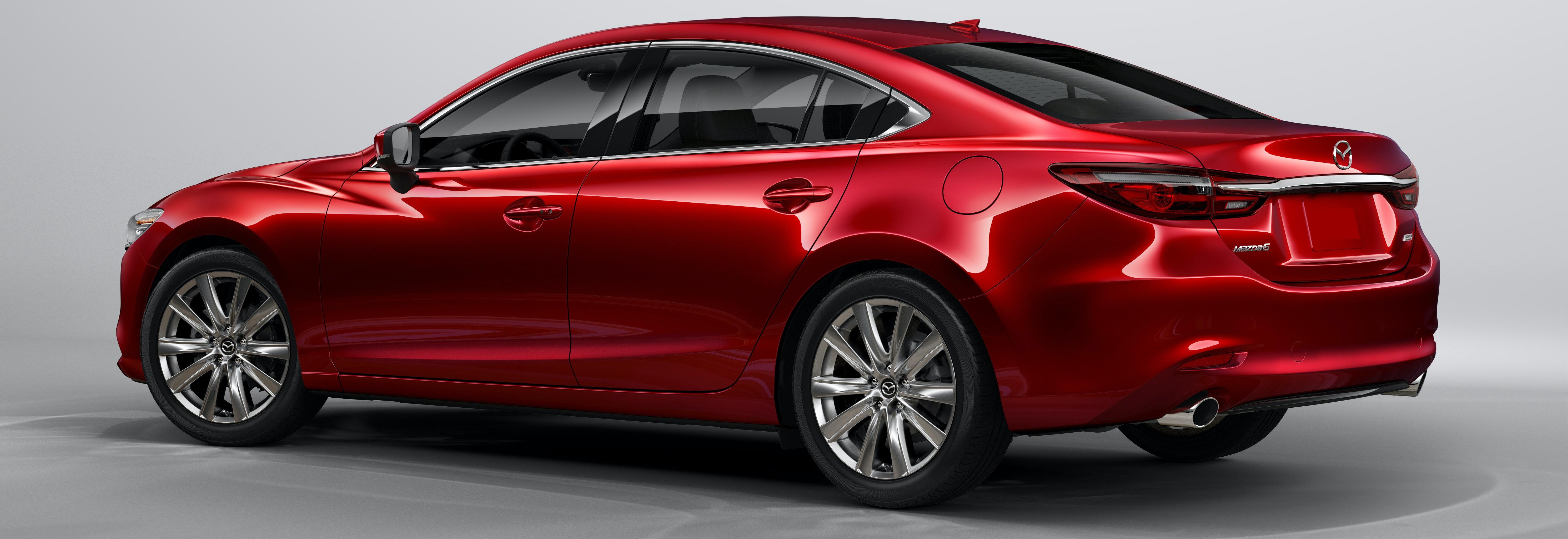 Mazda Mazda6: Specifications