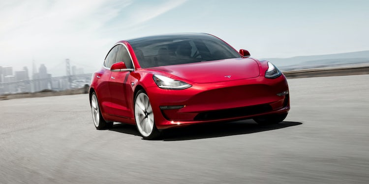 Tesla Model 3 Price Specs And Release Date Carwow