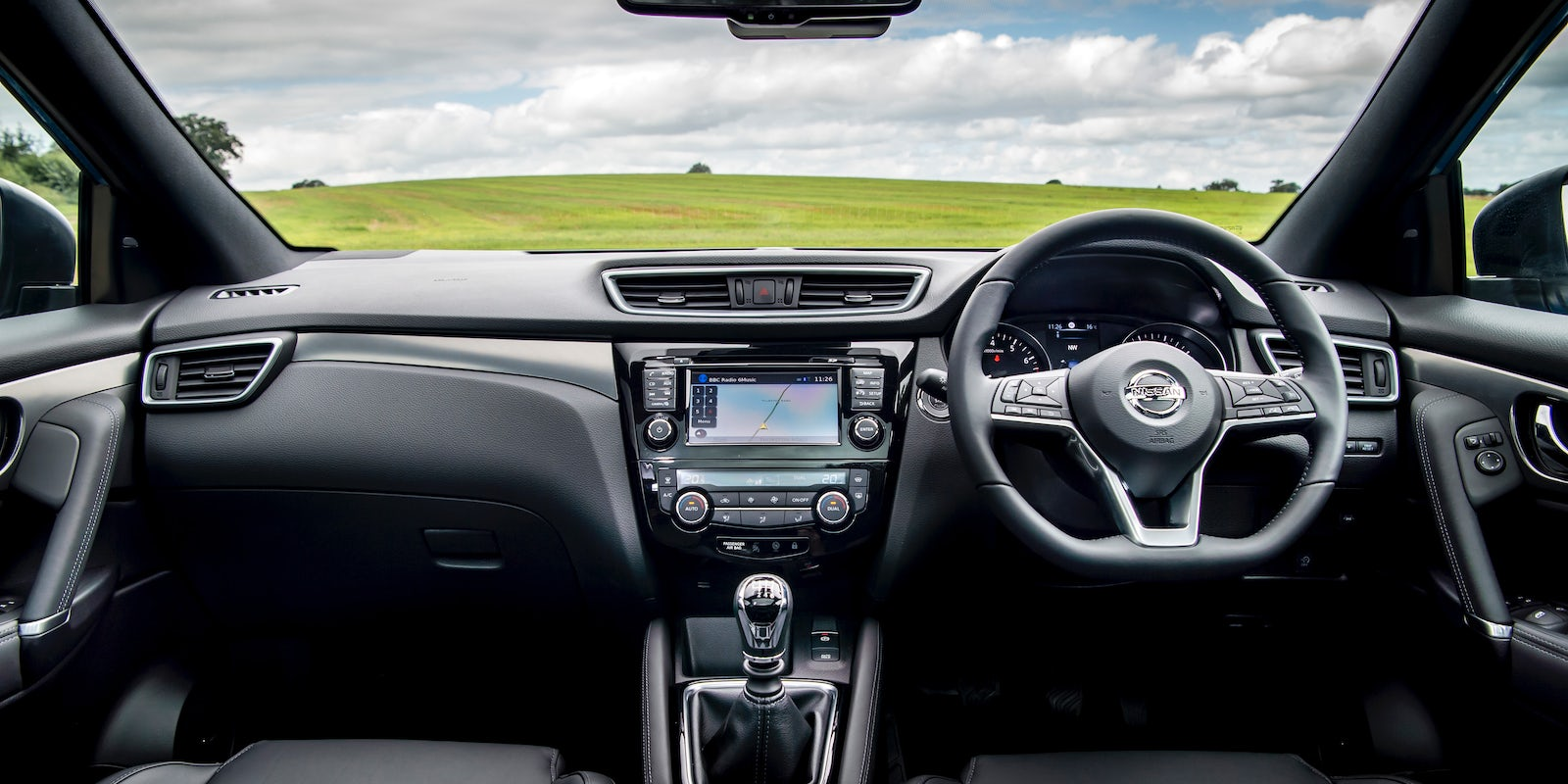 2017 nissan qashqai release date price review interior autos post - Nissan qashqai 2017 interior ...