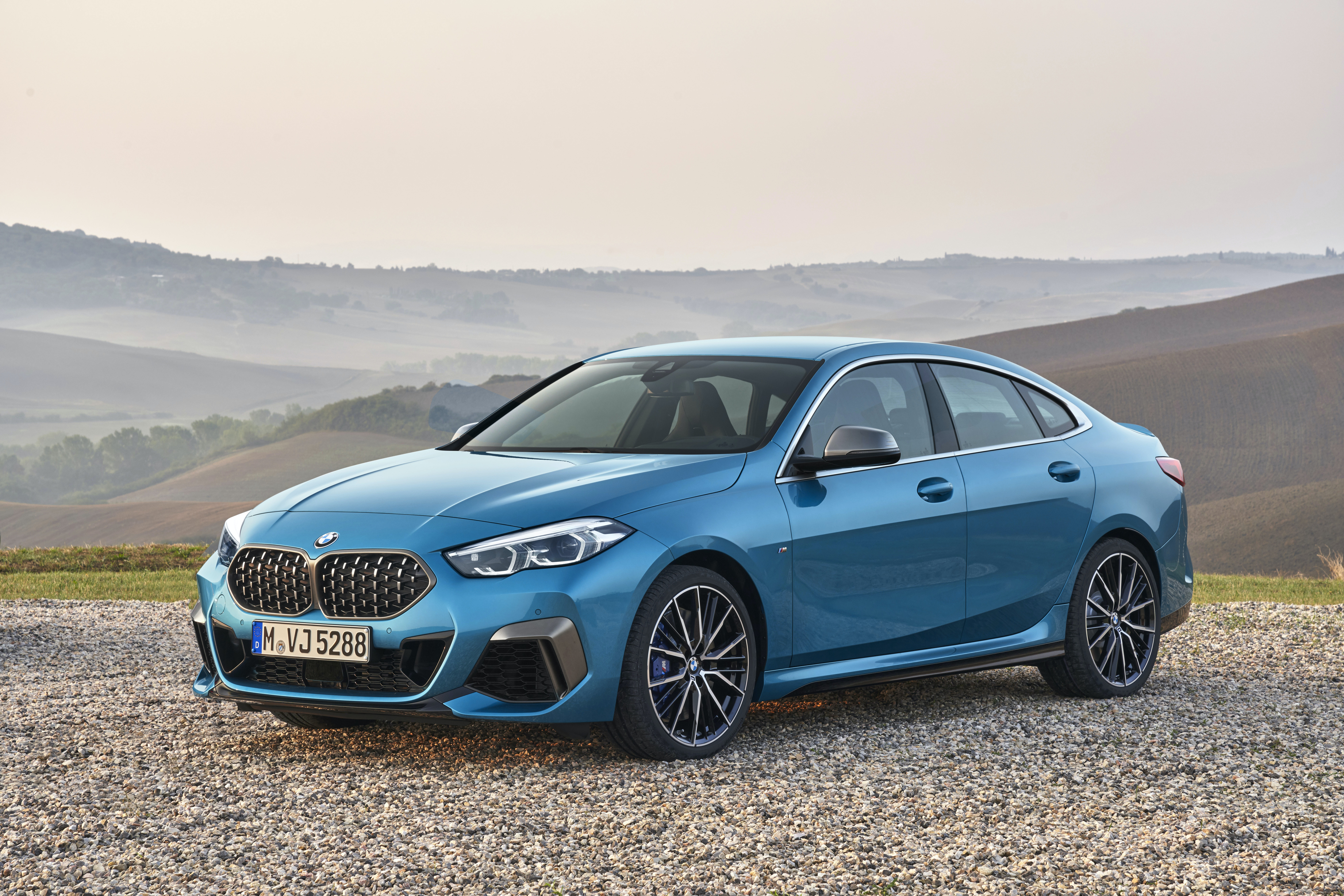 Bmw 2 Series Gran Coupe Revealed Carwow