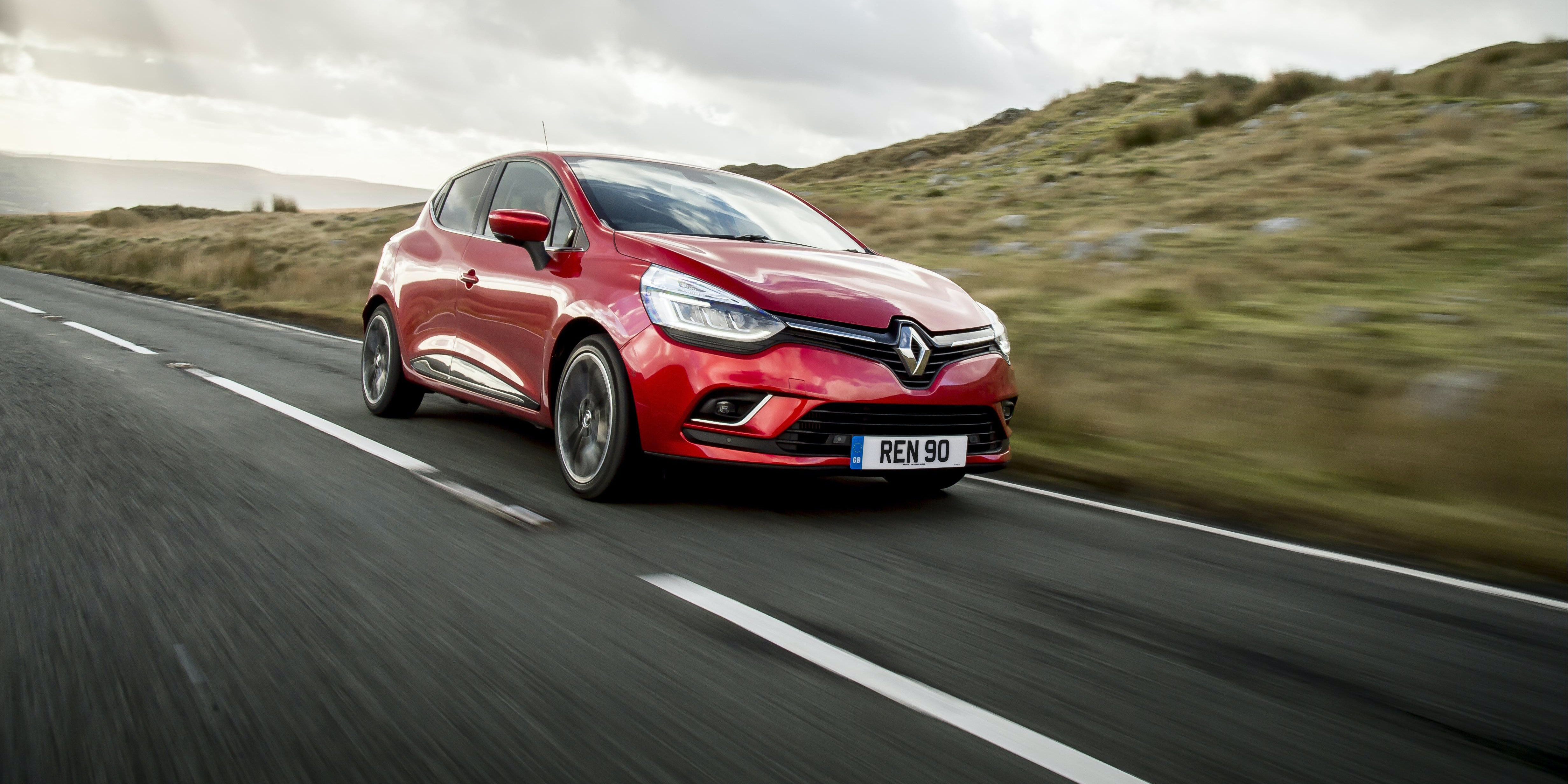 Renault clio 2016 review