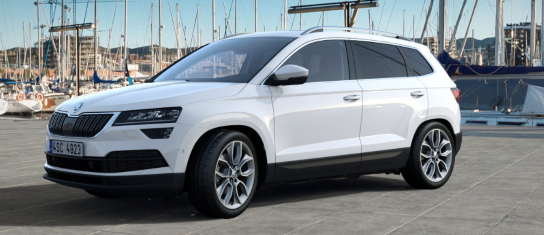 skoda karoq review carwow