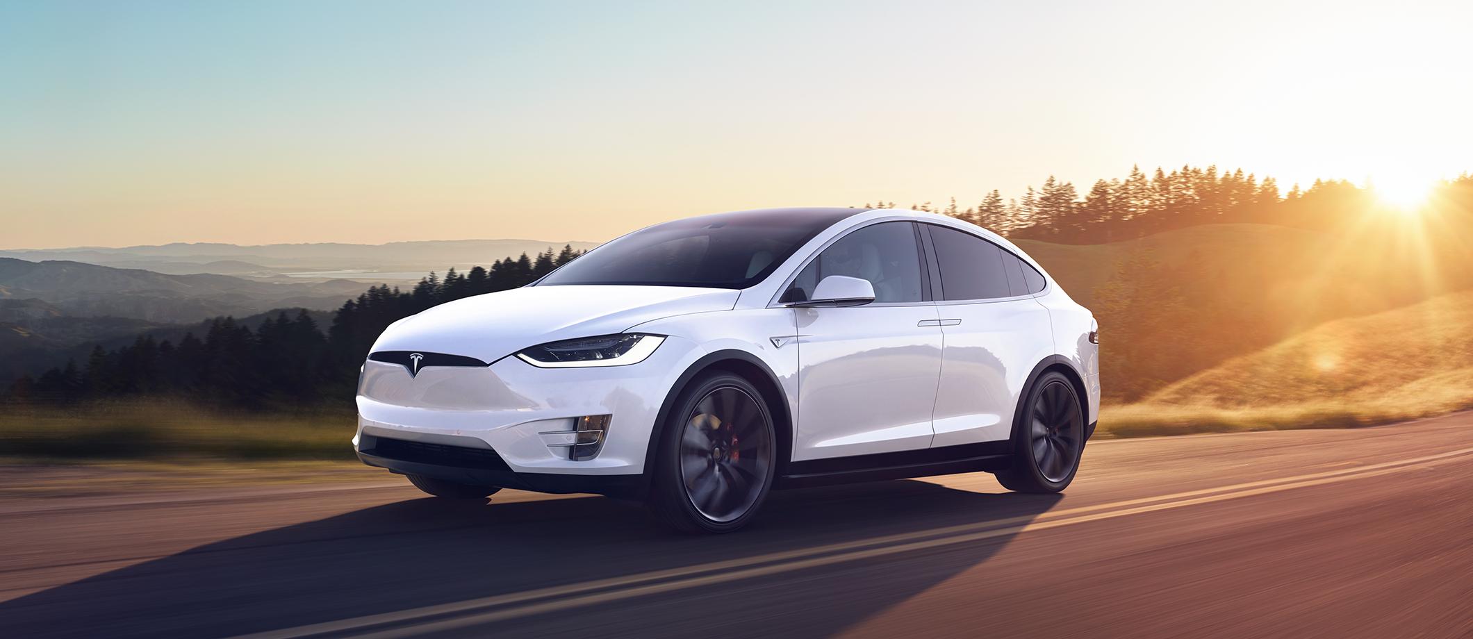 Tesla Model X Review Carwow