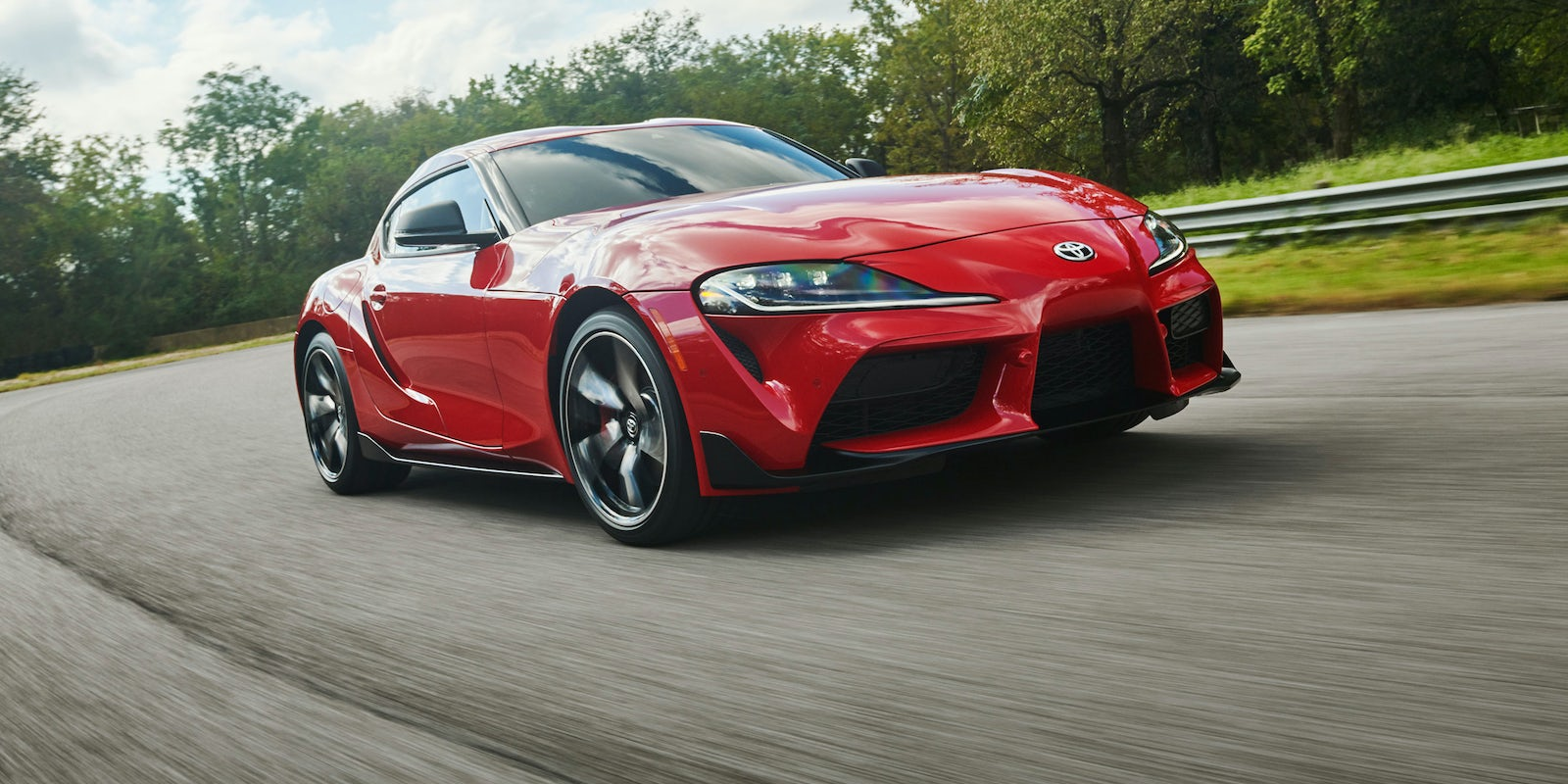 New Toyota Supra Review | carwow
