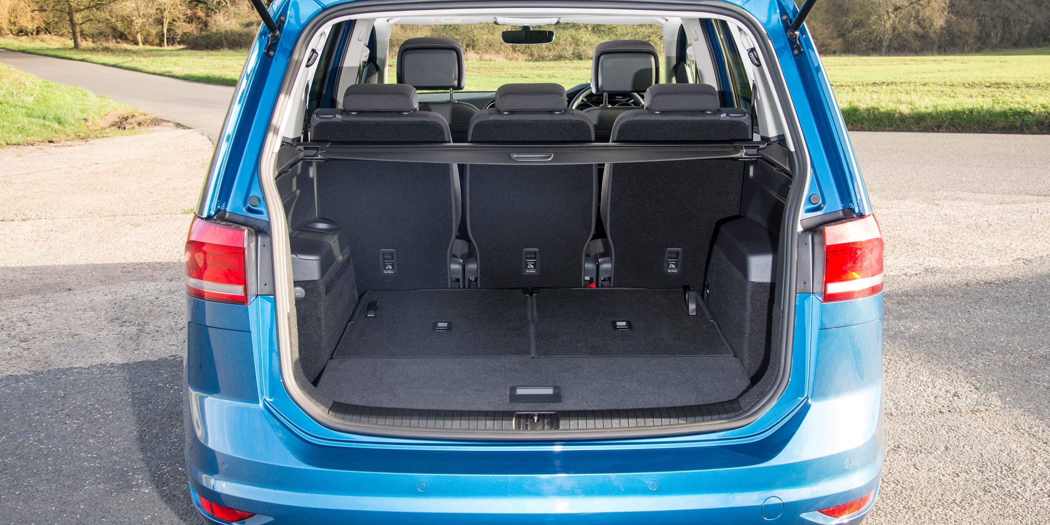 Turan Volkswagen Volkswagen Touran Review Carwow Opinions