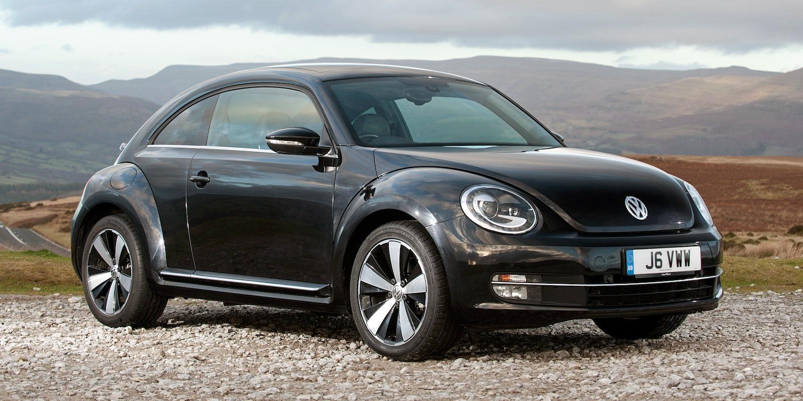 volkswagen beetle review carwow. Black Bedroom Furniture Sets. Home Design Ideas