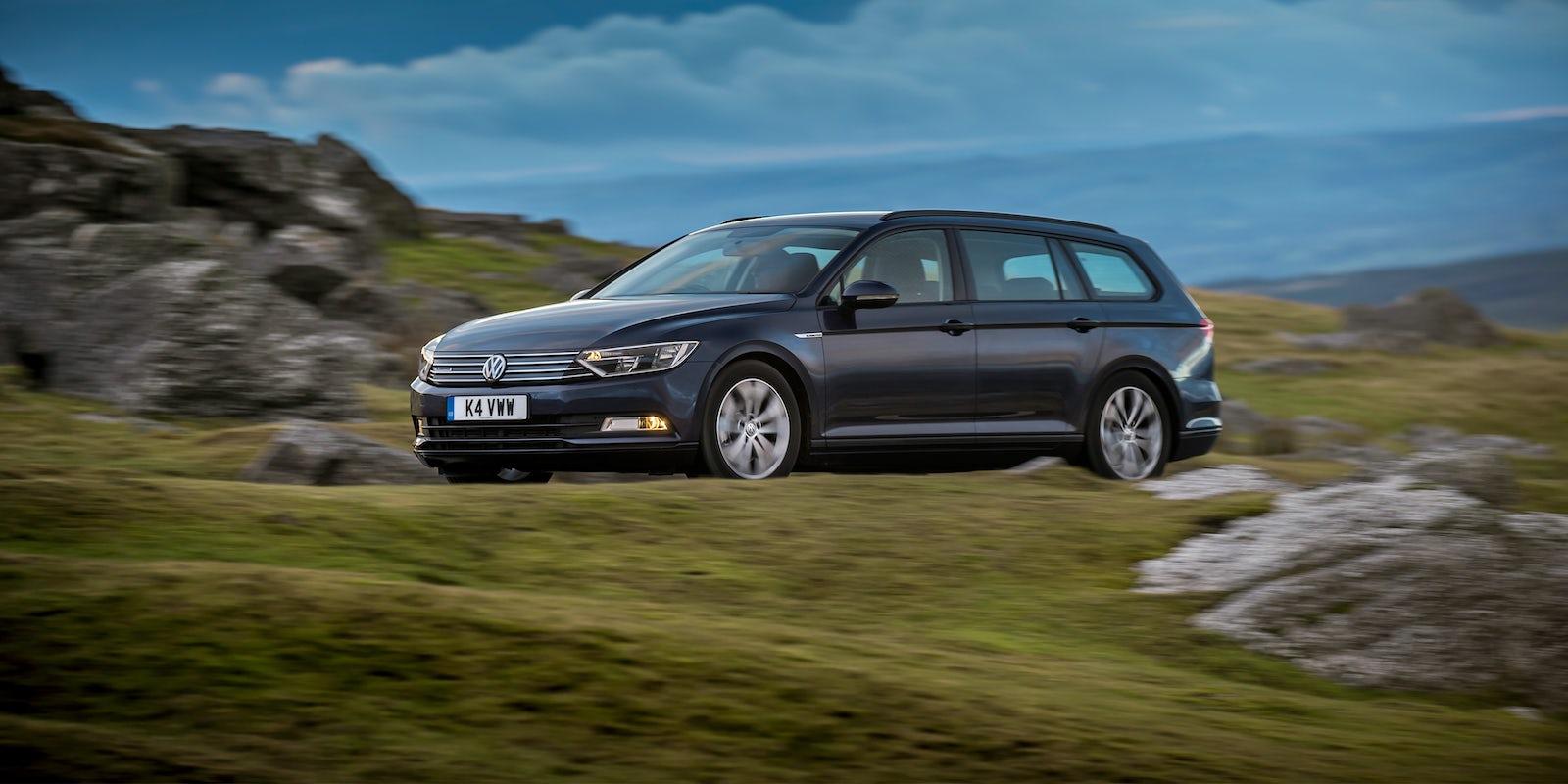 Volkswagen passat review 2017 autocar - 10 10
