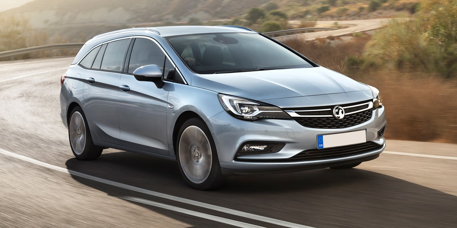 Vauxhall Astra Sports Tourer Review  carwow